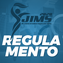 Regulamento - JIMS 2020